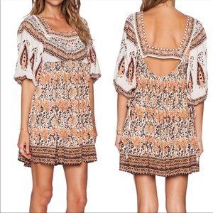 NWT Free People midsummer dream dress L